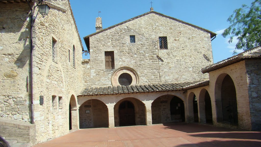 san damiano convent assisi